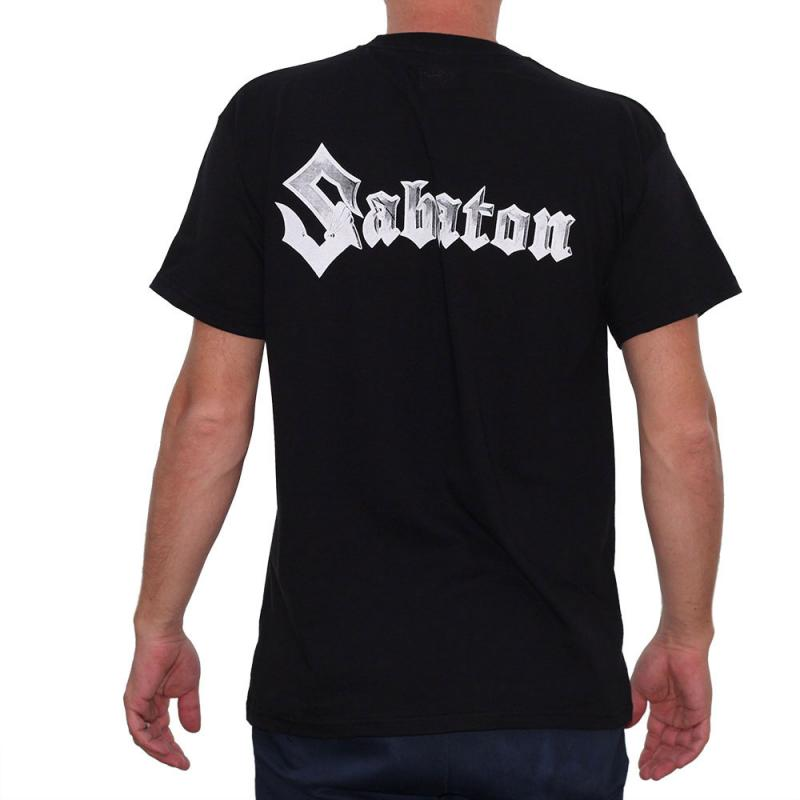 Tricou Sabaton - The Last Stand - Fruit Of The Loom 1