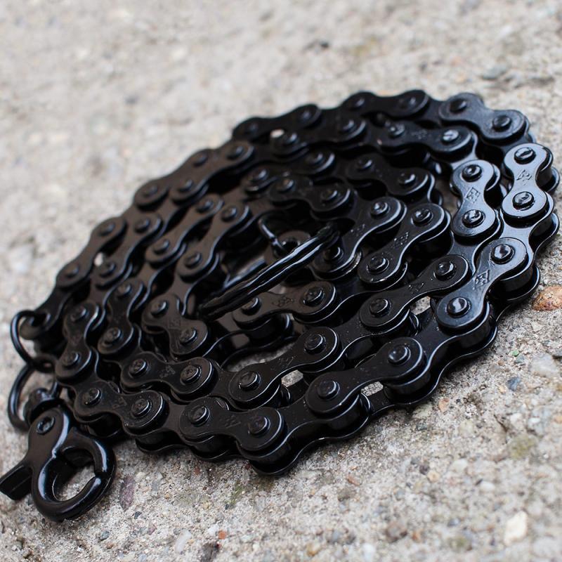 Lant pantalon gen bicicleta culoare neagra 1